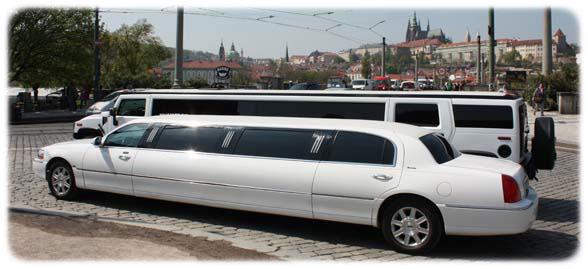 Prague Limousine